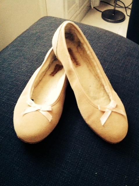 ballerina toffel